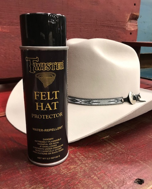 Twister (Scout) Felt Hat Rain & Stain Protector 01046