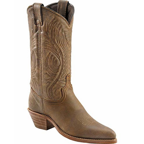 Women's Bomber Leather Cowgirl Boots by Abilene 9059