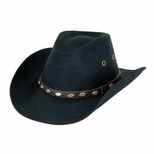 Badlands Oilskin Hat by Outback Trading Company 14716