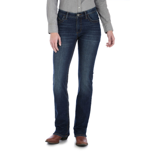 Women's Willow Lovette Ultimate Riding Jean by Wrangler WRW60LE
