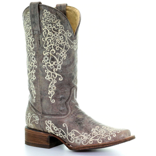 *Great Deal!*  Women's Crater Embroidery Western Boot by Corral A2663