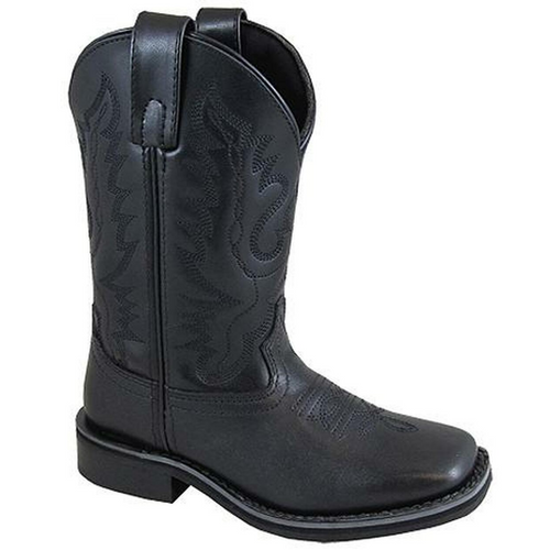 Men's Outlaw Square Toe Western Boot by Smoky Mountain Boots 4056