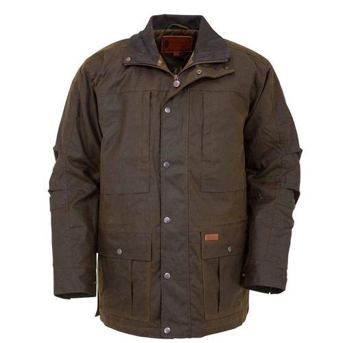 Deer Hunter Oilskin Jacket by Outback Trading Company 2180