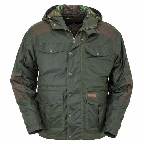 Men's Brant Jacket By Outback Trading 29731