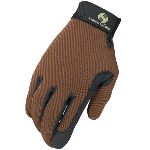 Performance Riding Glove by Heritage Performance Riding Glove HG104
