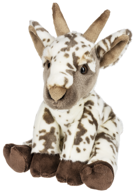 Heritage Collection Spotted Goat Stuffed Animal HE10356