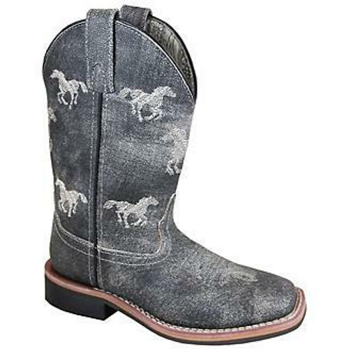 Children's Rancher Western Boot by Smoky Mountain Boots 3881