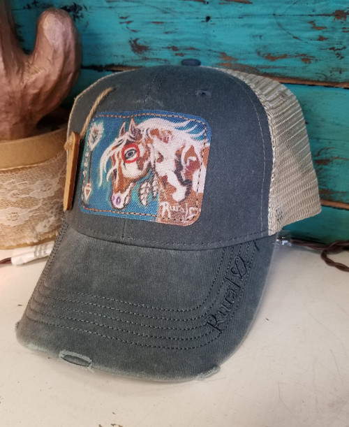 Thunder Pony Baseball Cap by Rural Heart 100-2766