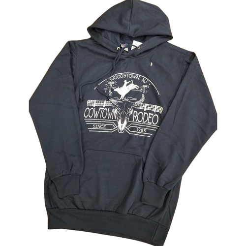 Cowtown Rodeo Bull Rider Hooded Sweatshirt  139N
