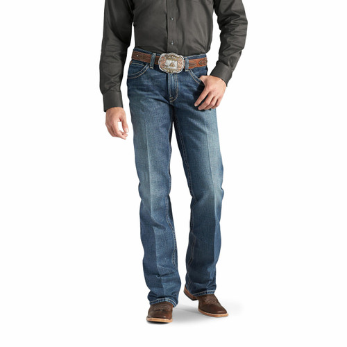 Ariat M4 Low Rise Boundary Boot Cut Jeans 10012136