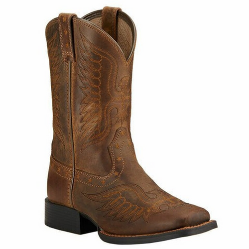 Children's Honor Western Boot by Ariat 10017313