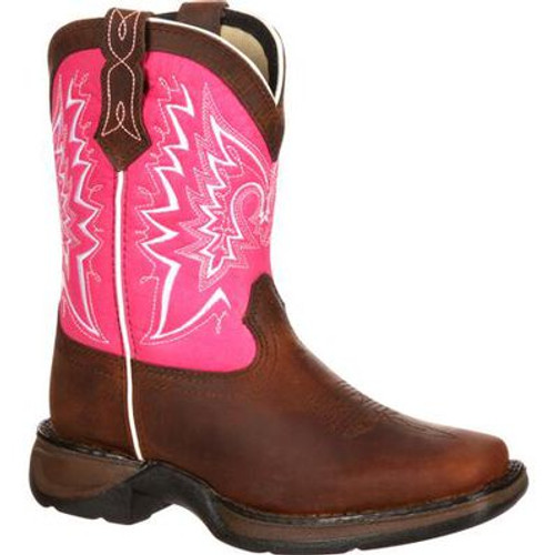 Lil' Durango Toddler Let Love Fly Western Boot DWBT092
