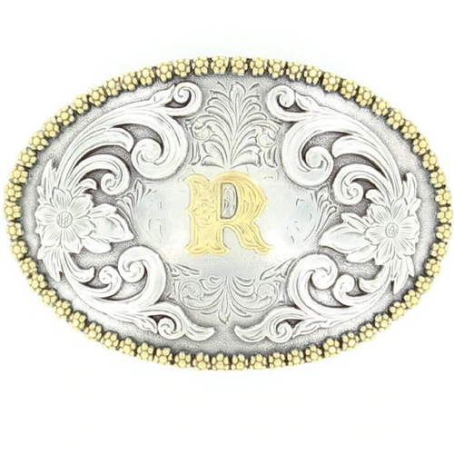 Nocona Name Initial Buckle by M&F Western 37072