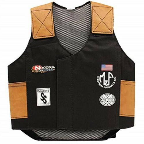Big Time Rodeo Youth Bull Rider Vest by M&F Western 5056401