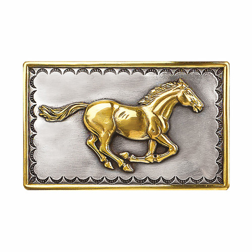 Running Horse Buckle by M&F Western 37560