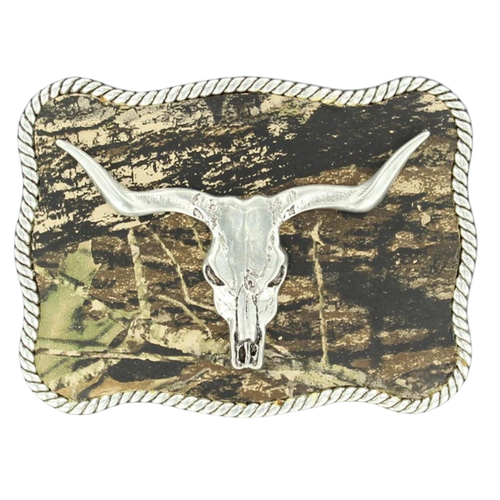 Mossy Oak Buck Buckle by M&F 37964
