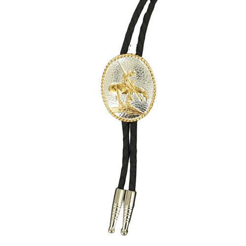End of the Trail Bolo Tie 22275