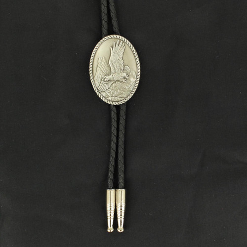 Flying Eagle Bolo Tie 22254