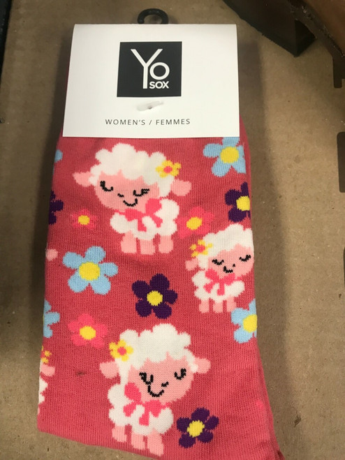 Lil' Lamb Socks by Giftcraft  411778