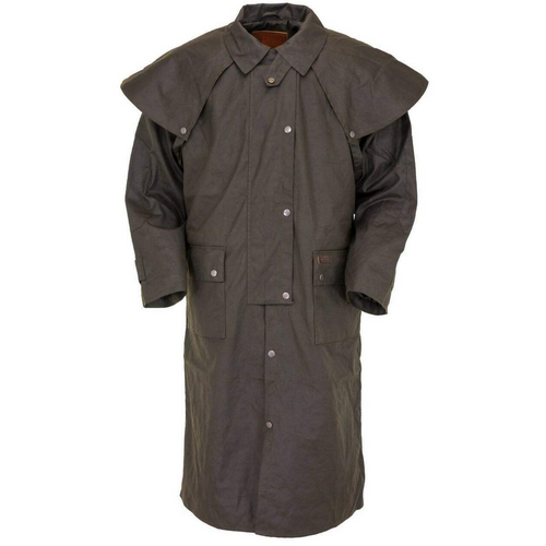 Brown Lowrider Duster by Outback Trading Company 2042