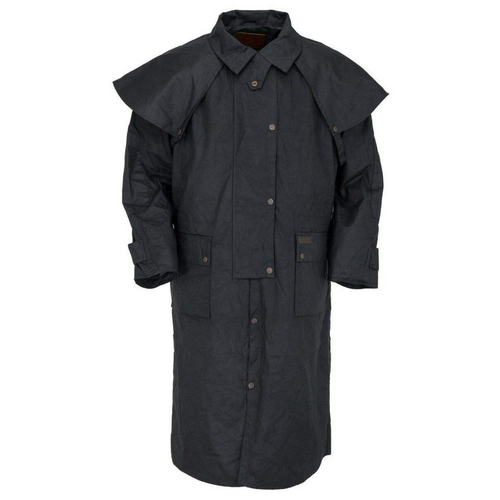Black Lowrider Duster By Outback Trading 2042BLK