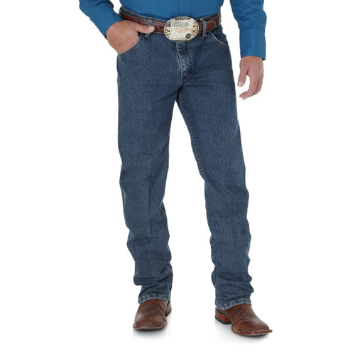 Wrangler Performance Advanced Comfort Cowboy Cut Regular Fit Jeans 47MACMT