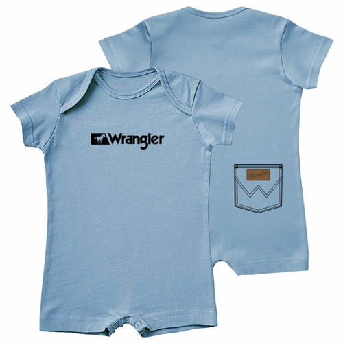 Infant's Wrangler Pocket Onesie W34864427