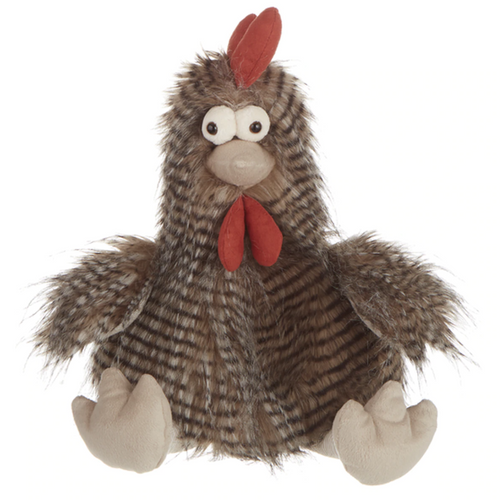 Cora Feathery Chicken H14758