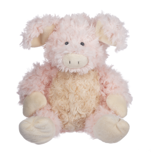 Li'l Bellifuls Pig Plush Stuffed Animal H14557