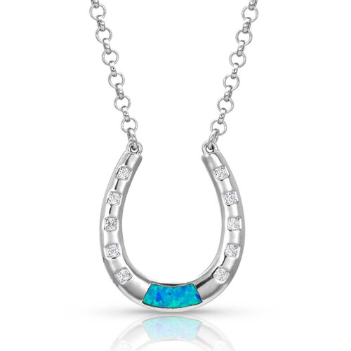 Women's At The Center Of It All Necklace By Montana Silversmith NC4547