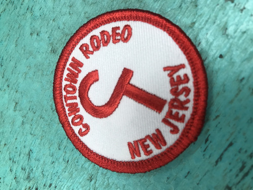 Cowtown Rodeo Patch
