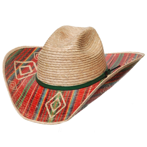 Montecarlo Southwestern Energy Palm Hat By Montecarlo 2922