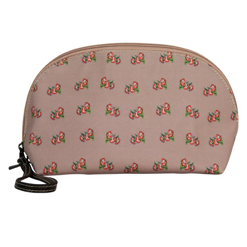 Catchfly Emily Arched Cosmetic Flower Pouch 2025586