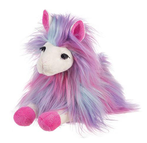 Stuffed Multi Color Mila Llama HV9468