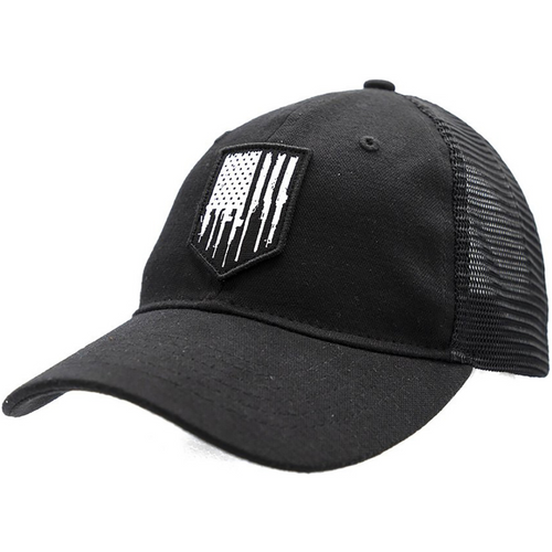 Rifle Flag Mesh Hat by Grunt Style GS3692