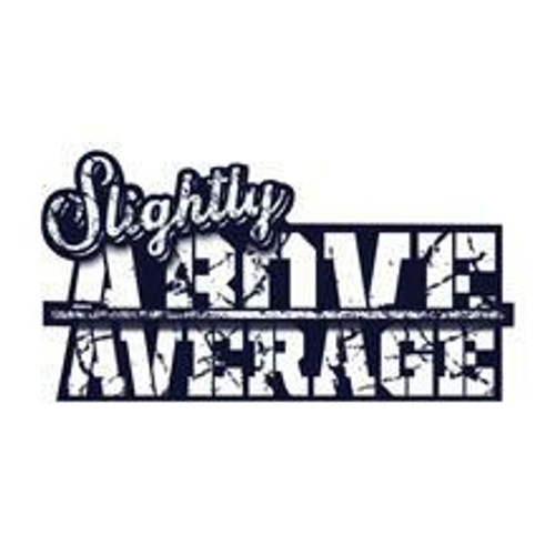 Slightly Above Average Sticker Decal by Grunt Style GS3149