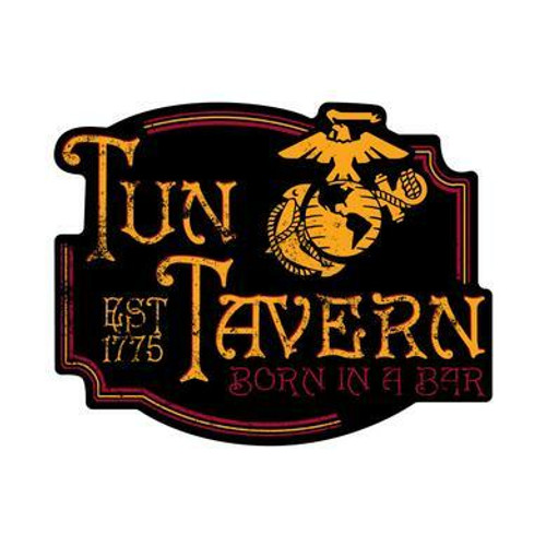 Tun Tavern Sticker Decal by Grunt Style GS3145