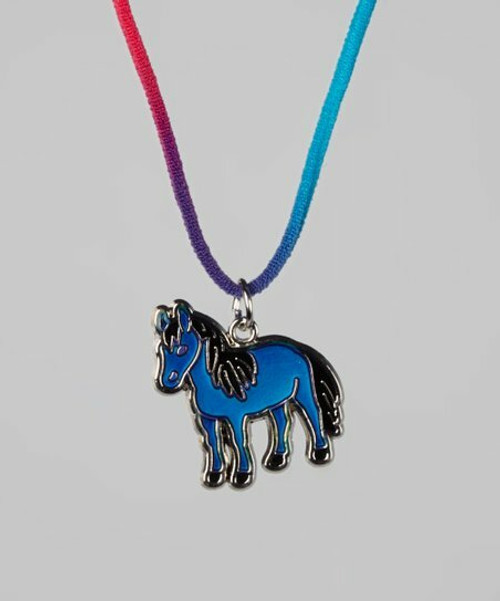 Horse Body Mood Necklace by AWST JN20
