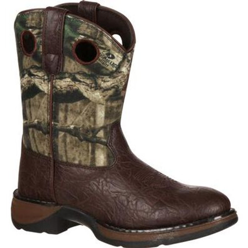 Lil' Kids' Camo Western Boot By Durango BT250