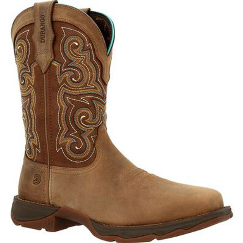 Lady Rebel by Durango Composite Toe Western Boot DRD0410