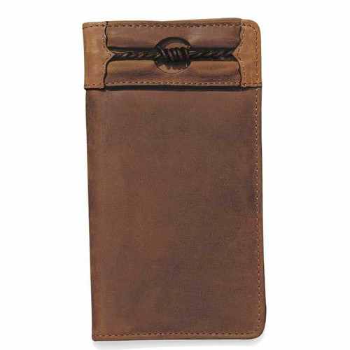 Fenced In Wallet Checkbook Cover E80219