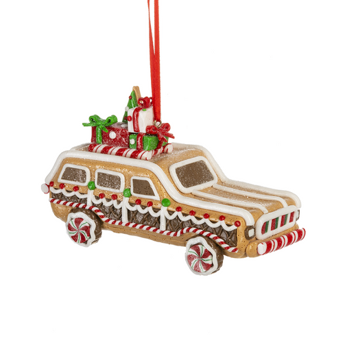 Station Wagon Ornament by Ganz 167415-S