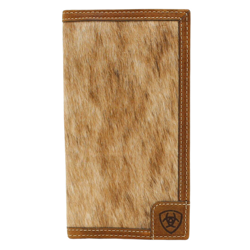 Men's Ariat Hair On Rodeo Wallet A3544144