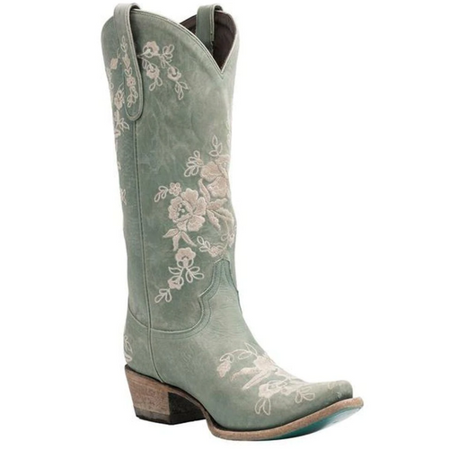 Lacey Green Boot by Lane  LB0462C