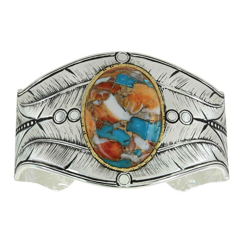 Sweet Memories Mountain Glacier Bangle BC3358GMTQ