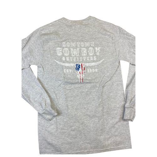 2021 Cowtown Cowboy Outfitters Long Sleeve 707