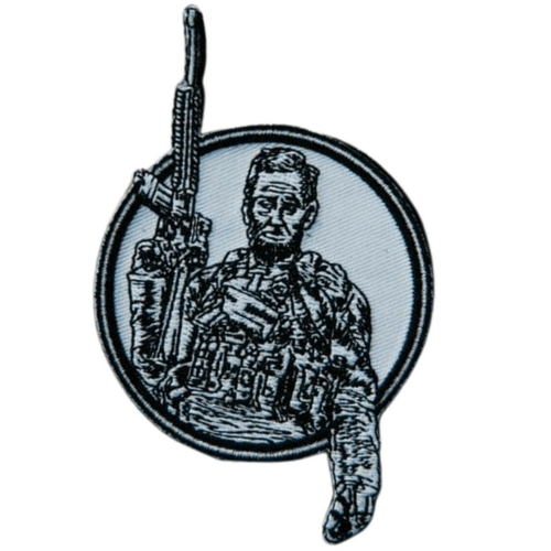 Tactical Abe Velcro Patch by Grunt Style GS3331