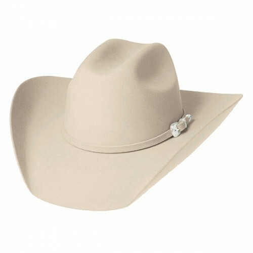 Legacy 8 X Silverbelly Cowboy Hat by Bullhide by Montecarlo Hats 0518SB