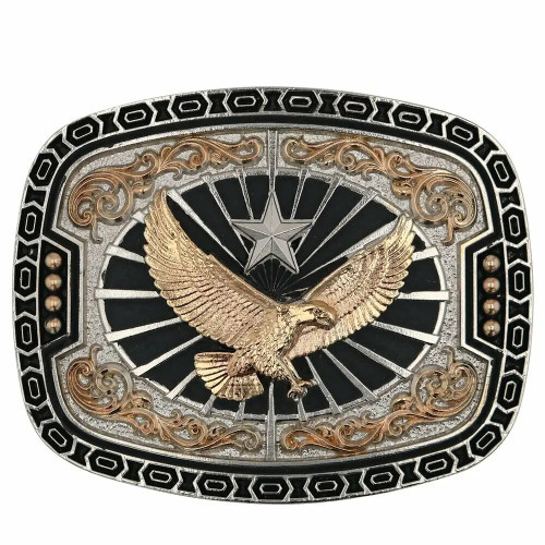 Dynamite Soaring Eagle Framed Buckle A879