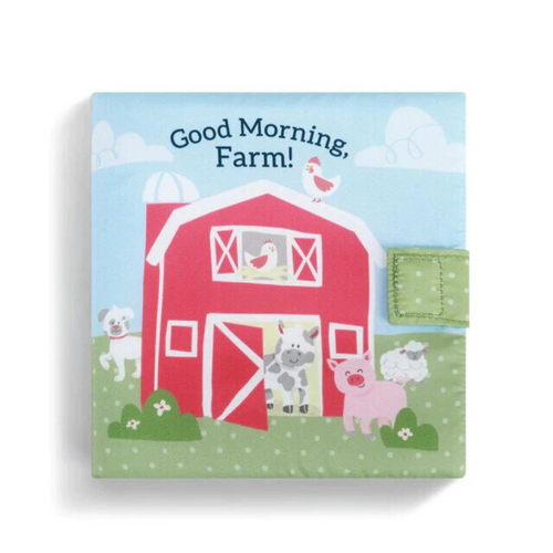 Barnyard Buddies Soft Book By Demdaco 5004701132